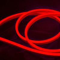 Світлодіодний NEON SMD2835-120 8W червоний 12В