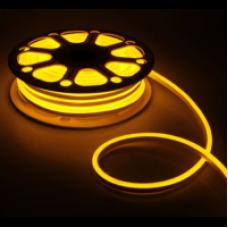 Світлодіодний NEON SMD2835-120 8W жовтий 220В
