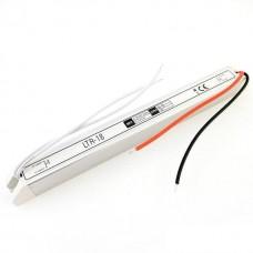Блок живлення OEM DC12 18W 1,5А LTR-18 stick