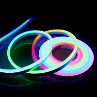 Світлодіодний NEON MD5050-60 8W RGB 12В