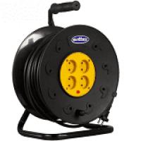 Бобіна 50м з кабелем (2 * 1,5 без з / к) Svitex