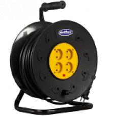 Бобіна 50м з кабелем (2 * 2,5 без з / к) Svitex