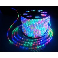 Дюралайт LED 2WAY 13мм (36led / m) мультиколор Feron 220В