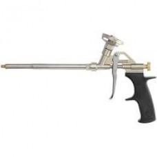 Пістолет для монтажної піни + 4 насадки INTERTOOL рт-0603