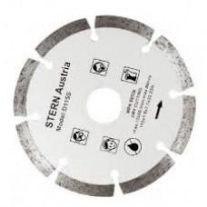 Диск алмазний відрізний Stern 230х22мм (Сегмент)