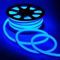 Світлодіодний NEON SMD2835-120 8W синій 12В