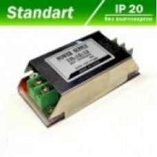 Блок живлення для світлодіодної стрічки 12V 36W перфорований