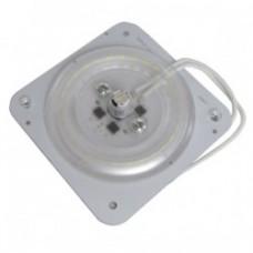 Світлодіодна led пластина (вставка) з магнітом 18Вт