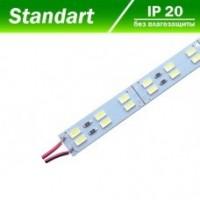 Світлодіодна лінійка SMD 5730-144 36W 6500K, 12В, IP20