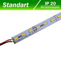 Світлодіодна лінійка SMD 5630-72 24W 2700K 12В IP20
