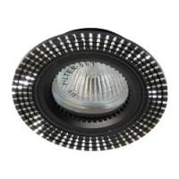 Вбудований світильник Feron GS-M369 чорний