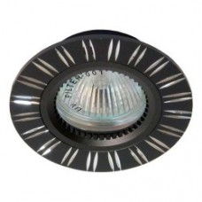 Вбудований світильник Feron GS-M393 чорний