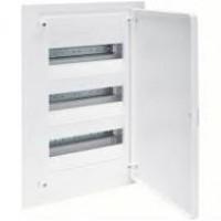 Щит внутрішньої установки з білої дверцятами, 36 мод. (3х12), GOLF Hager VF312PD