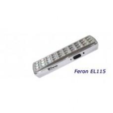 Акумуляторний світильник FERON EL115 30 LED білий
