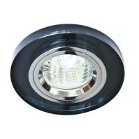 Вбудований світильник Feron 8060-2 сірий