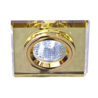 Вбудований світильник Feron 8170-2 золото