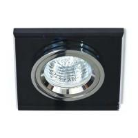 Вбудований світильник Feron 8170-2 сірий