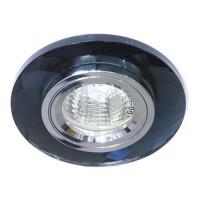 Вбудований світильник Feron 8050-2 сірий