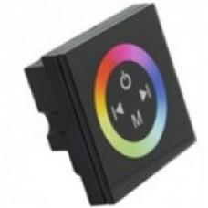 RGB контролер 12A-Touch black (вбудовується)