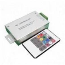 RGB контролер 24А-RF-24 кнопки