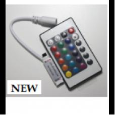 RGB контролер 6А-IR-24-MINI кнопки