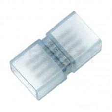 Конектор для світлодіодної стрічки 3528 220В два роз'єми + 2pin