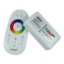 RGB контролер 18А-2.4G-Touch білий