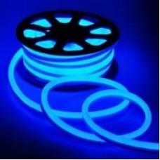 Світлодіодний NEON SMD2835-120 8W синій 220В