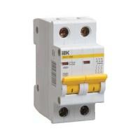Автоматичний вимикач ВА47-29 2P 6A 4,5кА х-ка C ІЕК