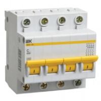 Автоматичний вимикач ВА47-29 4P 20A 4,5кА х-ка C ІЕК