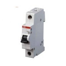 Автоматичний вимикач 1ф АВВ SH201 С10А