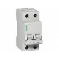 Автоматичний вимикач Schneider EZ9 2р 6А C