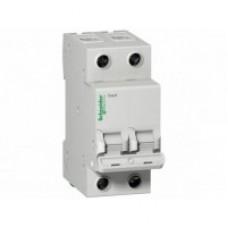 Автоматичний вимикач Schneider EZ9 2р 25А C