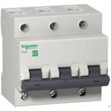 Автоматичний вимикач Schneider EZ9 3р 10А С