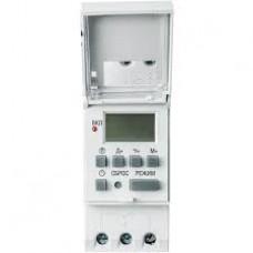 Таймер ТЕ 15 цифровий 16А 230В ІЕК