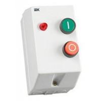 Контактор КМІ10960 9А в оболонці з індик. Ue = 230В / АС3 IP54 ІЕК