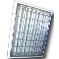 Світильник Ватра ЛПО-03В-4х18-004