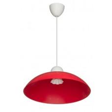 Світильник ERKA 1301 60W Е27 червоний