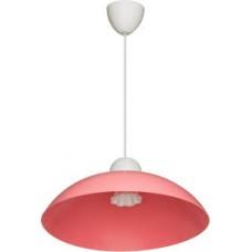 Світильник ERKA 1301 60W Е27 рожевий