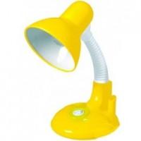 Настільна лампа Buko BK051-40 W E27 жовта