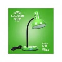 "Настільна лампа ТМ LOGA Light L-9 ""Трава"""