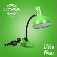 "Настільна лампа ТМ LOGA Light L-109 ""Трава"""
