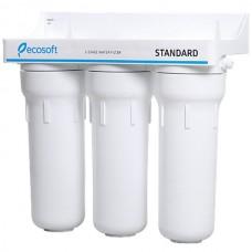 Фільтр під мийку 3-х ступінчастий Ecosoft FMV3ECOSTD