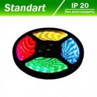 Світлодіодна стрічка 12В B-LED 5050-30W RGB 1м
