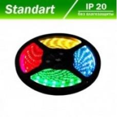 Світлодіодна стрічка 12В B-LED 5050-60W RGB 1м