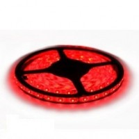 Світлодіодна стрічка 12В B-LED 3528-60 IP65 червоний