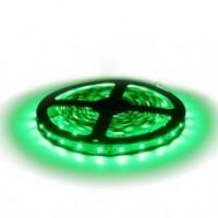 Світлодіодна стрічка 12В B-LED 3528-60 IP65 зелений