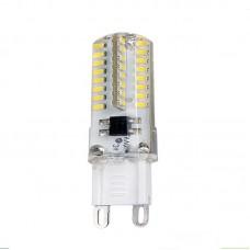 Cвітлодіодна лампа LED Feron LB-421 230V 64leds G9 3W 2700K 240Lm