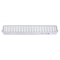 Аварійний світлодіодний світильник евросвет SFT-LED-60-01 акумуляторний