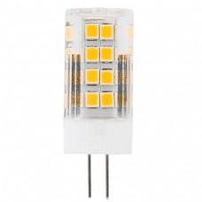 Cвітлодіодна лампа LED Feron LB-423 AC/DC12V 4W 33leds G4 2700K 320lm